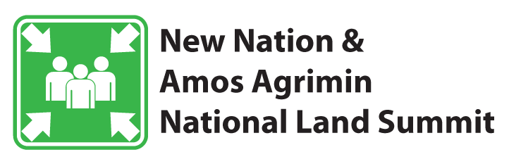 New Nation & Amos Agrimin National Land Summit
