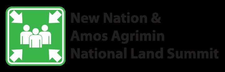 New Nation & Amos Agrimin National Land Summit